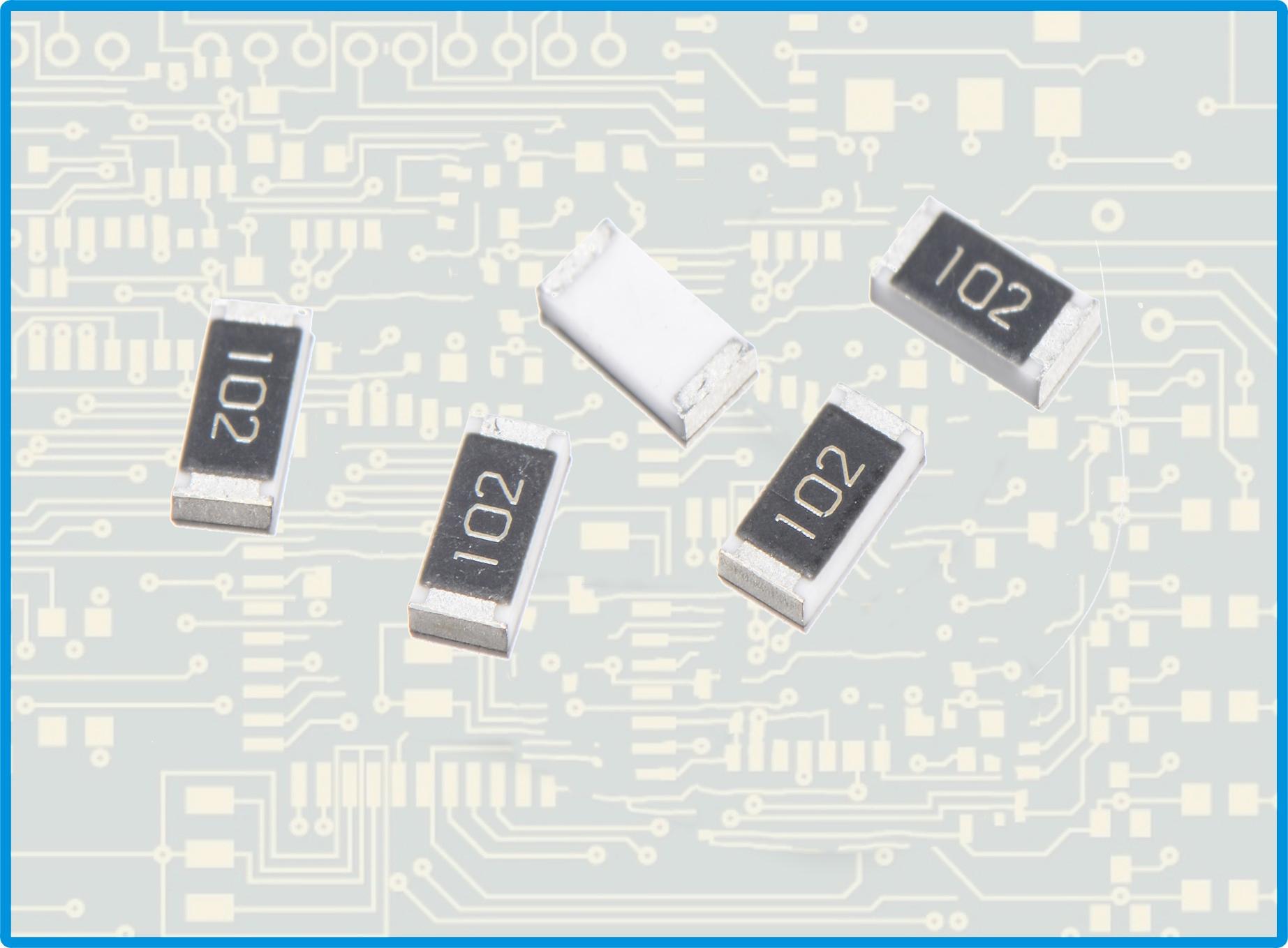 厚声贴片电阻0402