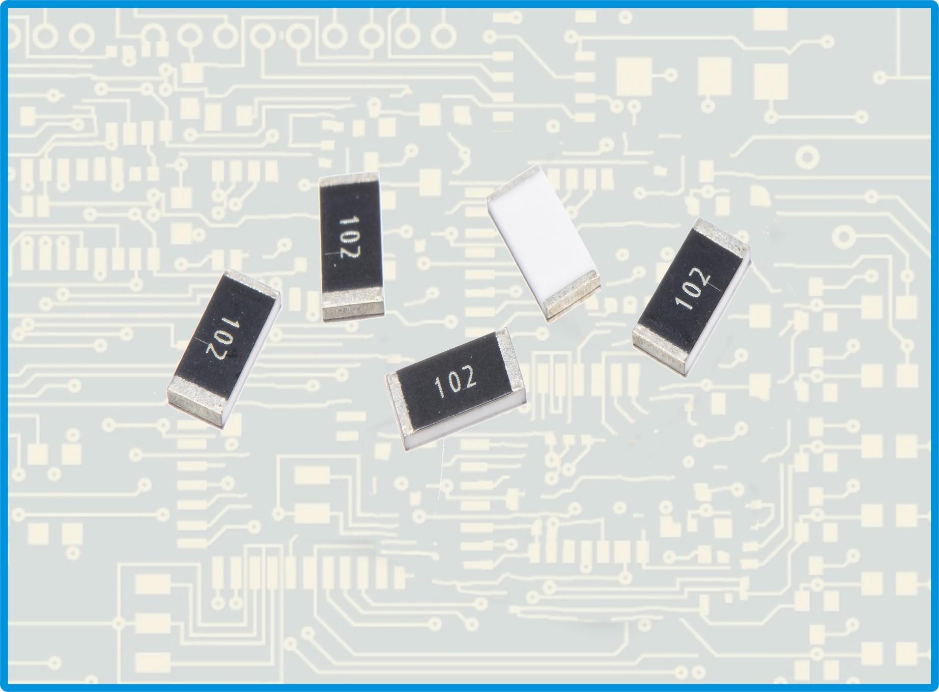 厚声贴片电阻0805