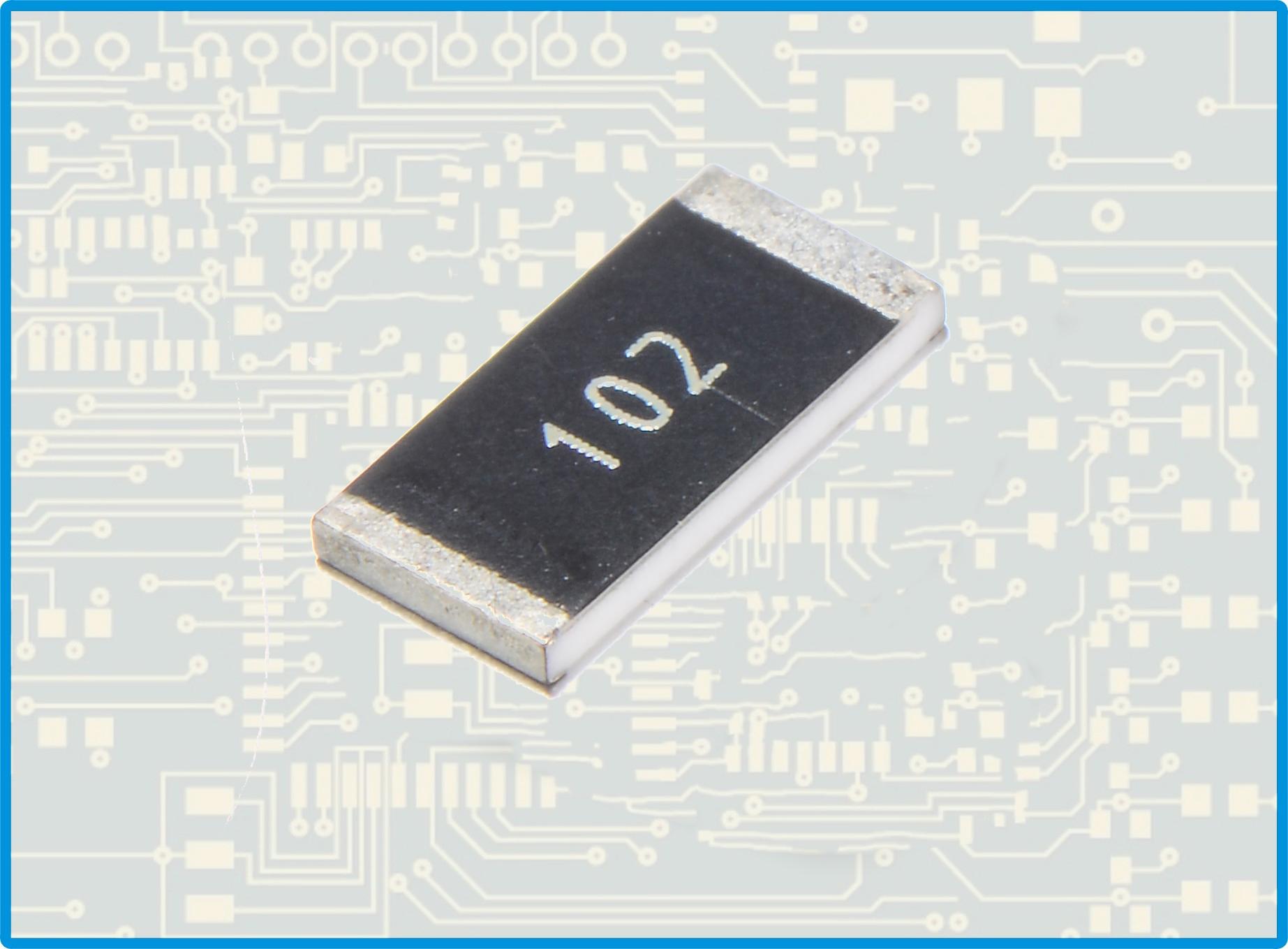 国巨RT系列薄膜精密电阻