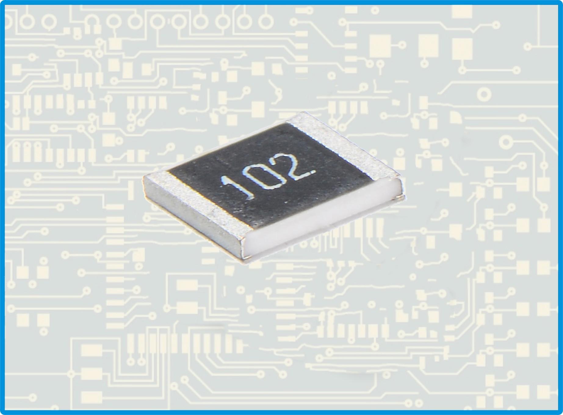 风华厚膜电阻1206