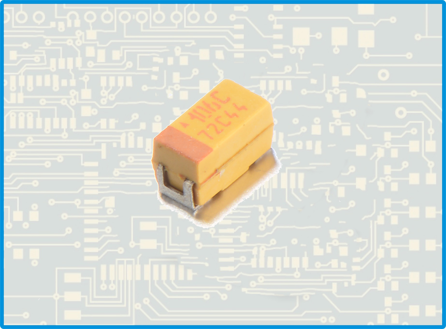 AVX低阻抗贴片钽电容