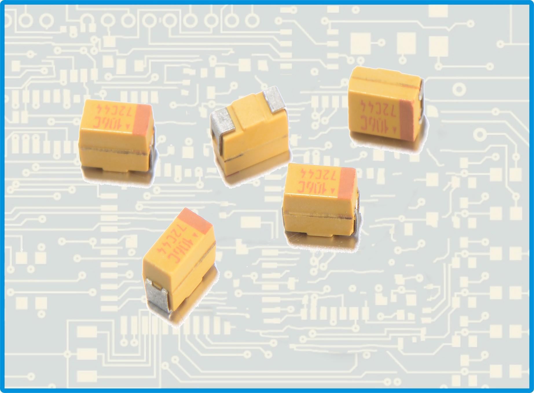 AVX 通用型贴片钽电容
