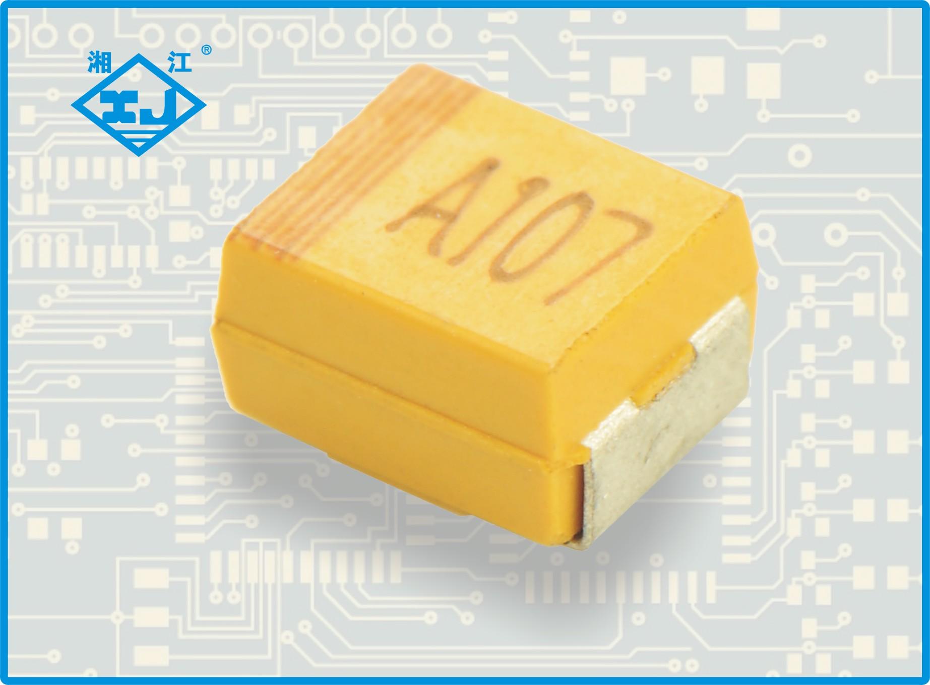 XJ贴片钽电容 100uf 10v B
