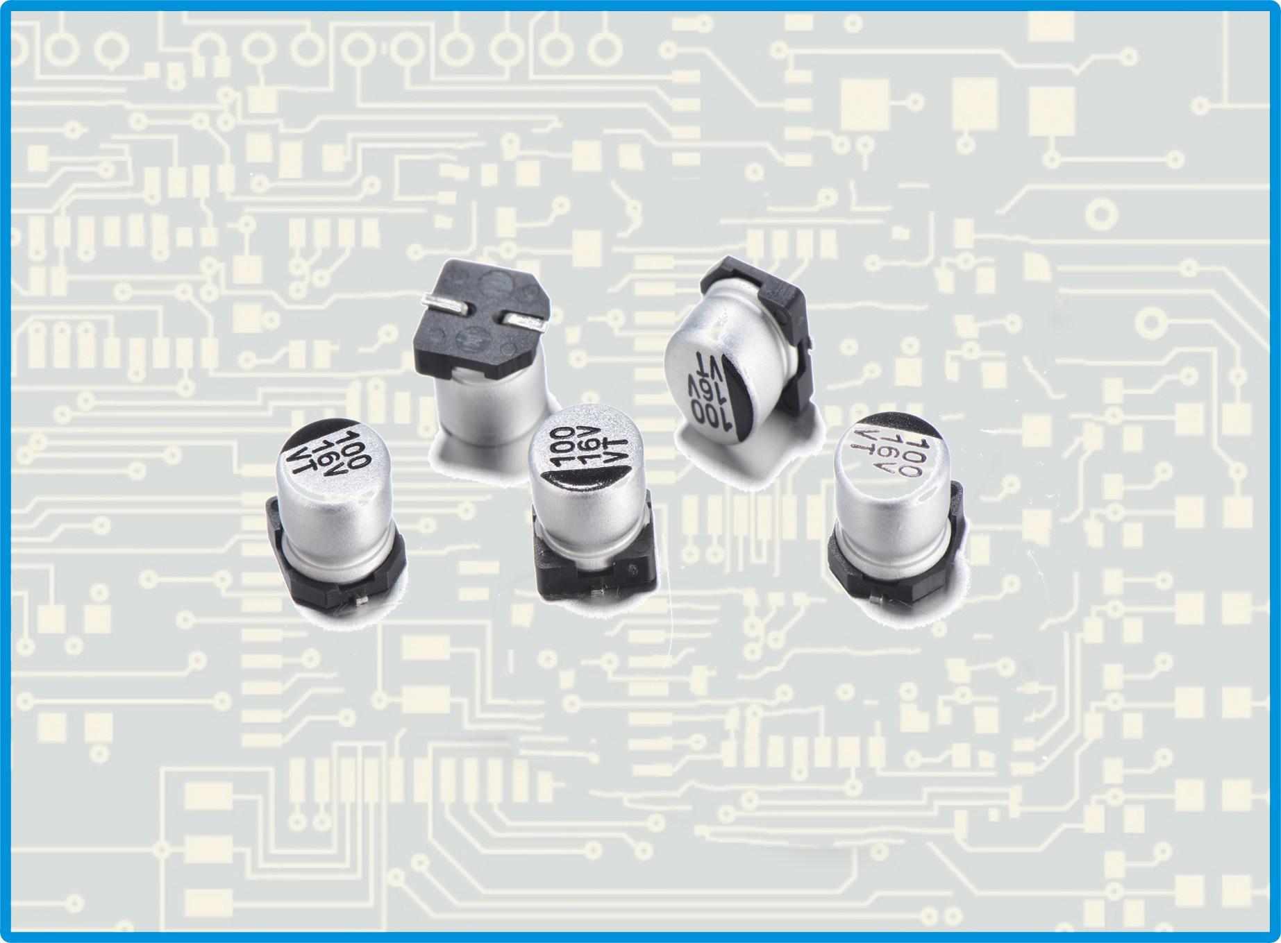 ST 贴片电解电容 10uf 16v